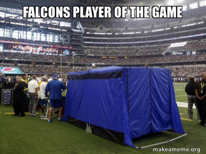 Falcons PoG